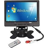Tontec® 7 inches High Resolution 1280*800 IPS Screen TFT LCD Display Monitor with HDMI Cable 2AV HDMI VGA for New Raspberry Pi 2 Model B Raspberry Pi B+ B