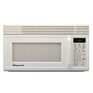 Magic Chef CMV1000BDW 1.1 Cu.ft. Over the Range Microwave Oven