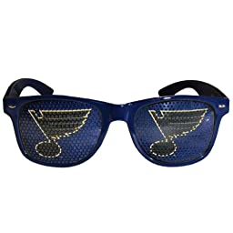 NHL St. Louis Blues Game Day Shades, Blue