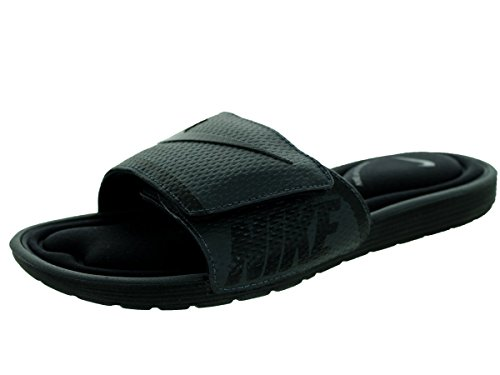 Nike Men's Solarsoft Comfort Slide Black/Anthracite Sandal 1