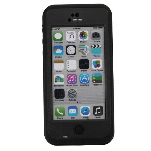 Dfunlife Underwater Snow Dirt Water Proof Hard Outdoor Case For Iphone 5C