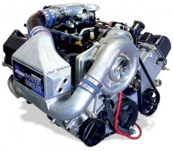 Vortech 4FL218-140L V-3 Complete Supercharging
