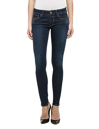 Replay - Luz, Jeans da donna, blu (blau  (blue denim 7)), W27/L32 (27)