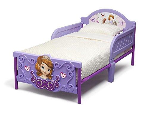 Disney Princess Toddler Bed 2997 front