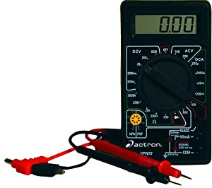 Actron CP7672 Digital Multitester
