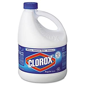 Amazon.com - Clorox Regular Bleach 96 oz. - Laundry Bleach