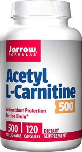 Jarrow Formulas Acetyl L-Carnitine 500 mg
