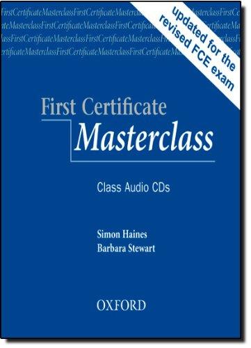 First Certificate Masterclass: Class CD Edition 08 (2): Class Audio CDs