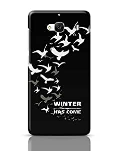 PosterGuy Redmi 2 Case Cover - Winter Has Come | Designed by: Matkaart
