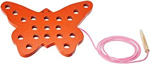 Kinder Creative Kinder Creative Sewing Butterfly, Multicolor