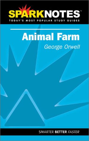 Animal Farm (SparkNotes Literature Guide) (SparkNotes Literature Guide Series)