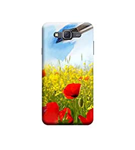 EPICCASE Premium Printed Back Case Cover With Full protection For Samsung Galaxy J5 (Designer Case)