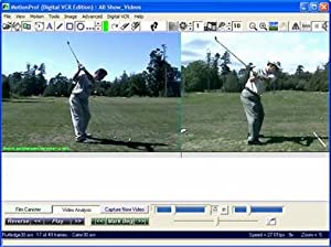 MOTIONPRO! Motion Analysis Software for All Sports Ideal for Golf, Bowling,Baseball... by MOTIONPROSOFTWARE