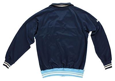 Stitches Mens Tampa Bay Rays Baseball Jacket Blue