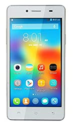 Calibarr 5 1.6 Quad Core High Performance 3G Dual SIM Smart Phone-White