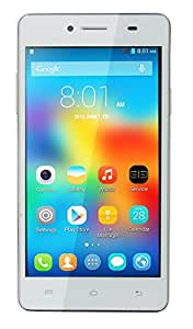 Calibarr A6 5 1.6 Quad Core High Performance 3G Dual SIM Smart Phone White