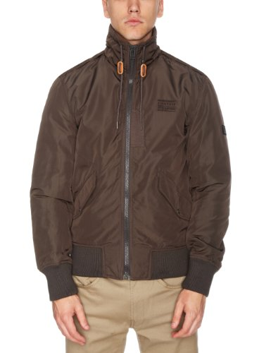 Firetrap Latitude Mens Jacket Petrol Medium