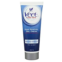 Funny product Veet for Men Hair Removal Gel Creme 200 ml
