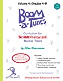 img - for Boom-A-Tunes Currculum, Volume 4 book / textbook / text book