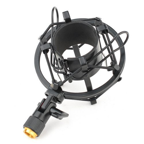 Racksoy – Professionell Mikrofonspinne (Shock Mount) - 4