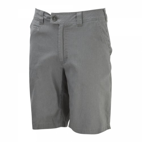 Craghoppers Men's Mantaro Solarshield Short, Granite, 38