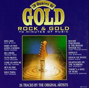 The Olympics - 70 Ounces Of Gold:rock & Gold - Zortam Music