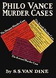 Philo Vance Murder Cases: The Scarab Murder Case, The Kennel Murder Case, The Dragon Murder Case (113577367X) by Van Dine, S. S