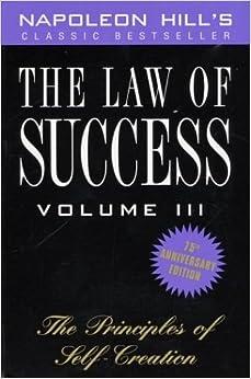 laws of success napoleon hill 1925 pdf