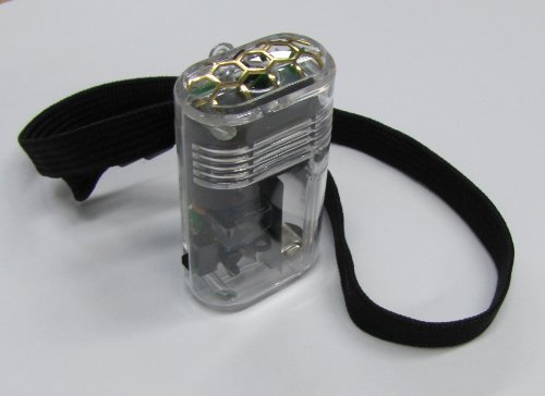 Air Supply Mini Mate Personal Ionic Air Purifier Clear