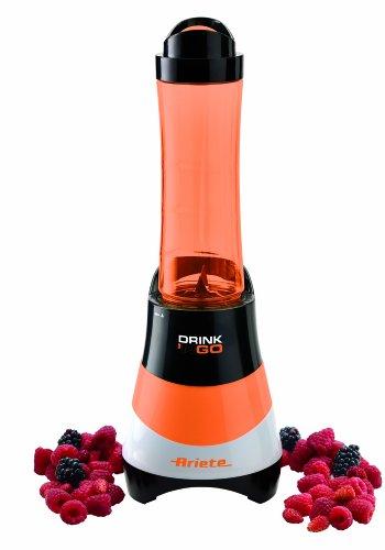 Ariete 562 Drink'N Go frullatore con bicchiere take-away Arancio