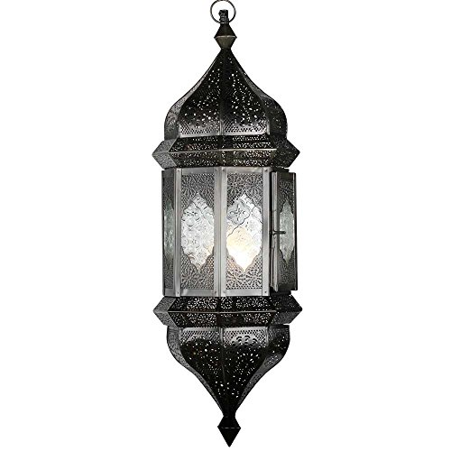 orientalische lampe galina 65cm indische h ngelampe. Black Bedroom Furniture Sets. Home Design Ideas