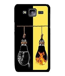 Fuson 2D Printed Designer back case cover for Samsung Galaxy J2 - D4588