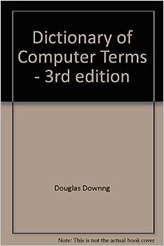 COMPUTER DICTIONARY