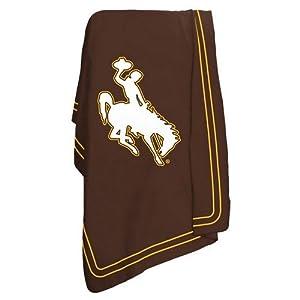 NCAA Wisconsin Badgers Wyoming Classic Fleece Blanket by Logo Chair Inc.