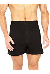 Men's Bamboo Jersey Underwear Boxers (Jupiter) Luxury Undergarments for Him