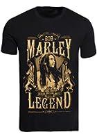 Bob Marley - T-shirt Homme Col Rond Rebel Legend