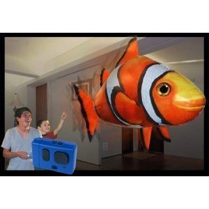 RC Flying Clownfish