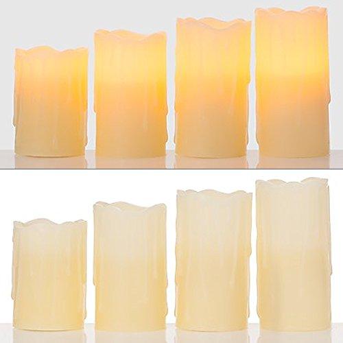 4-candele-led-in-vera-cera-con-timer-e-telecomando-4-o-6-ore-timer-bianco-avorio-beige-crema-classic