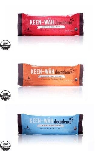 Yogaearth Keen-Wah Decadence Mixed Pack (12X1.5Oz)