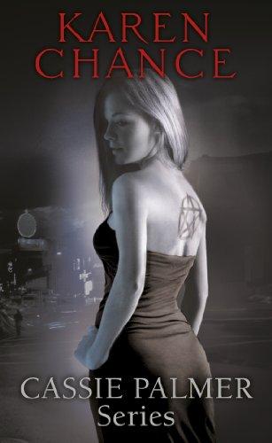 Karen Chance - Cassie Palmer Series