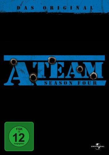 A-Team - Season Four [6 DVDs]