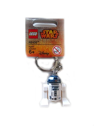 Lego Star Wars R2-D2 Key Chain - 1