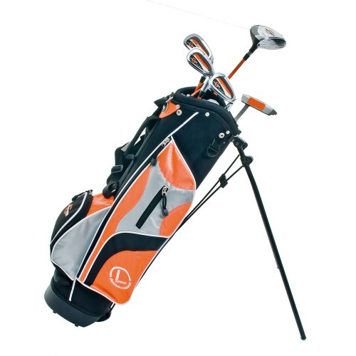 longridge-junior-challenger-paquete-de-golf-5-palos-para-ninos-mas-de-8-anos