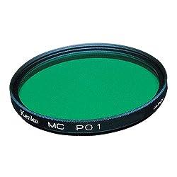 Kenko レンズフィルター MC PO1 62mm モノクロ撮影用