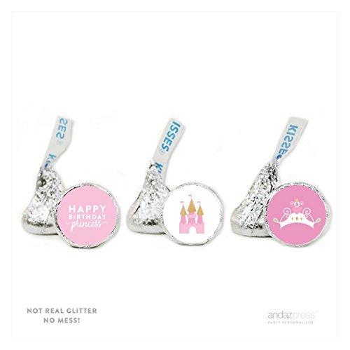 andaz-press-sparkle-princess-birthday-collection-happy-birthday-princess-chocolate-drop-labels-trio-