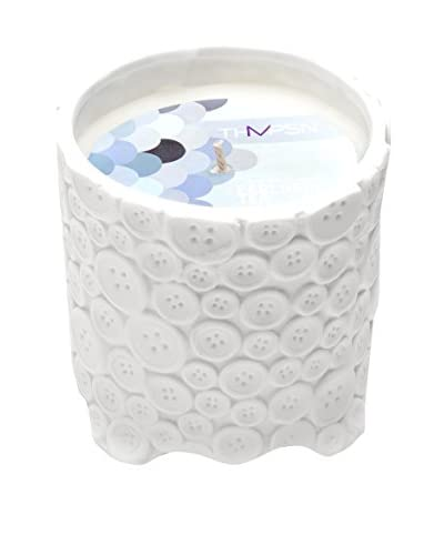 Thompson Ferrier 12.3-Oz. Earl Grey Zig Zag Porcelana Candle As You See