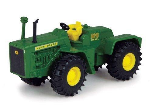 ERTL Toys John Deere 8010 Diesel Vintage 4WD Tractor Collect 'N Play Series