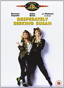 Amazon Com Desperately Seeking Susan Rosanna Arquette