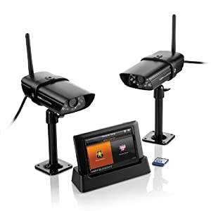 Uniden Guardian Advanced Wireless Surveillance System (G455)