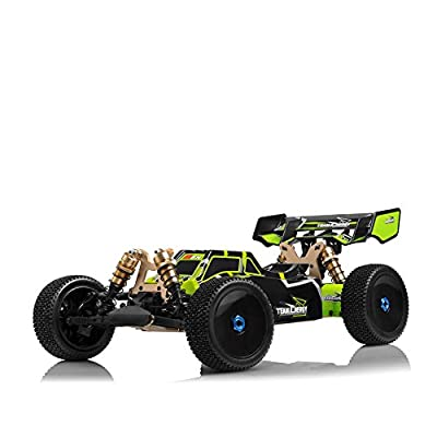 RC Remote Control Radio Car Team Energy T8X 1/8 Scale Brushless Powered Ready to Run Racing Buggy 2.4ghz